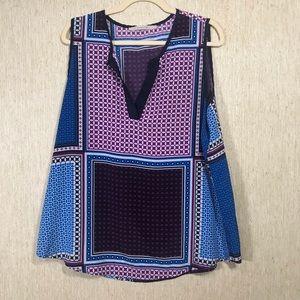 StitchFix 41 HAWTHORN Sleeveless Tunic, Size XL